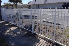 Church Fence Repair